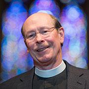 John Morris - Clergy