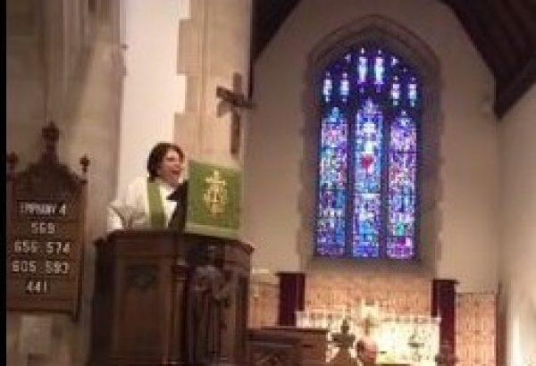 Barbara Seras Sermon