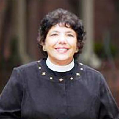 The Reverend Dr. Barbara J. Seras, Assistant Priest