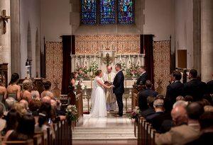 Dorgan wedding at St. John's